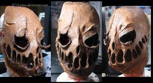 scarecrow mask scarecrow mask by placebofx on deviantart