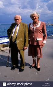 clothing for elderly an elderly smartly dressed in clothing that looks like