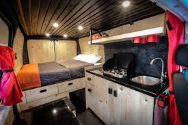 camper vans for rent 11 companies that let you try van life on