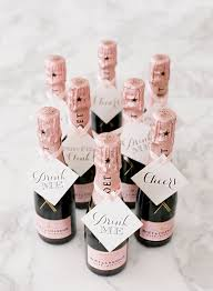 wine wedding favors 24 diy wedding favor ideas mini wine bottles diy wedding and favors