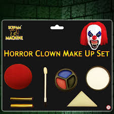 zombie halloween makeup kits face paint makeup kit halloween zombie devil witch clown set fake