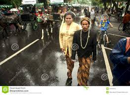 mass wedding for poor indonesian editorial stock image image