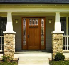 Wood Exterior Entry Doors Best Entry Doors 2016 Fiberglass 2017 Vs Wood Door Cost