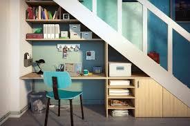 am agement bureau sous escalier coin bureau sous l escalier