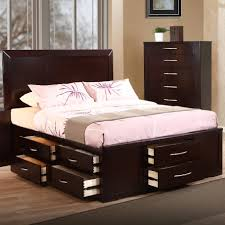 home design platform beds with storage underneath bed drawers 85