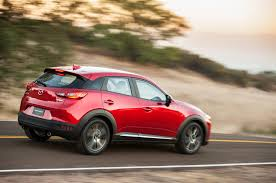 mazda protege 2016 mazda cx 3 2016 motor trend suv of the year contender