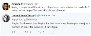celebrities react to u0027horrible u0027 las vegas shooting viralz