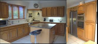 kitchen island with sink and hob cool and clear in the kitchen the