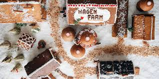 Simply Primitive Home Decor How To Build A Gingerbread House Huffpost