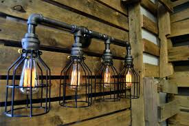 modern bathroom sinksdiy industrial light fixtures pipe