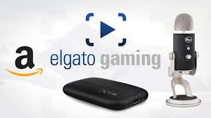 amazon black friday lightning video game deals black friday deal get elgato hd60 for 109 blue yeti mic for 79