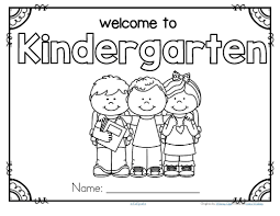 free back to welcome poster for kindergarten kidsparkz