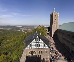 wartburg wartburg castle germany blog about interesting places