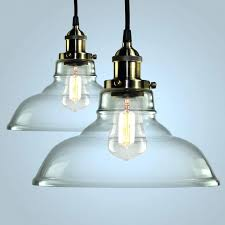 Glass L Shades For Ceiling Lights Seeded Glass Shade Replacement Large Size Of Pendant Light Bowl