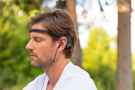 brain sensing headband the muse brain sensing headband looks like it came right out of a