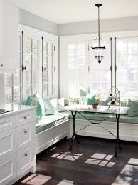 Kitchens With Banquette Seating Breakfast Nook Look Built In Banquette Seating Cococozy