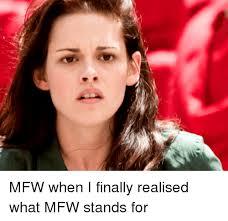 Mfw Meme - mfw and mfw meme on me me