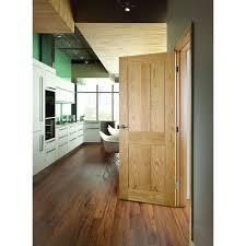 4 panel doors interior deanta internal eton oak veneer 4 panel shaker door