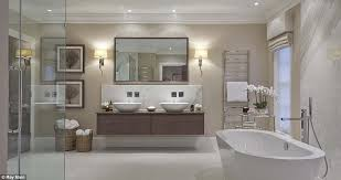 Spa Type Bathrooms - is this the most perfect home ever daily mail online