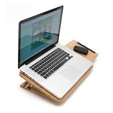 Laptop Holder For Desk Notebook Desk With Mouse Pad In Desks