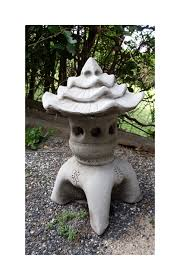 pagoda garden ornament koi onefold uk