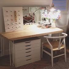 Tiny Lamp by Brown Desk Decor Image Yvotube Com
