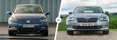 lexus is diesel vs petrol vw passat vs skoda superb compared carwow