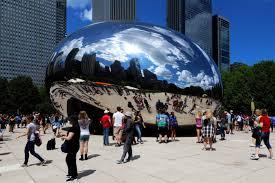 Meme Bean - chicago s bean is the site of a months long meme war
