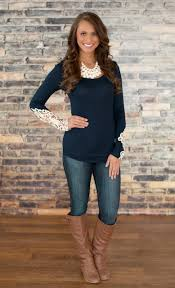 olive button top boutique clothes and fall fashion