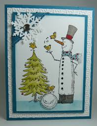 stamped christmas card christmas pinterest stamped christmas