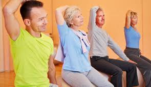aging with grace the health club for seniors
