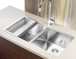 lavabo de cuisine évier de cuisine precision en acier inoxydable éviers