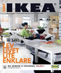 interesting life ikea catalogs