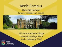 Keele University Login Keele University Intelligent Partners