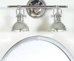 polished chrome vanity light fixtures chrome vanity light fixtures lighting design ideas bathroom light