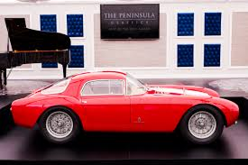 maserati pininfarina vintage riassunto il peninsula classics best of the best award edizione