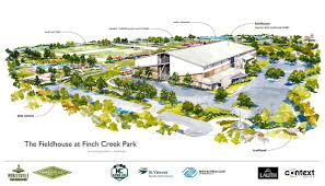 Map Sports Facility 15 Million Youth Sports Facility Planned For Finch Creek Park In