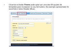 como criar forms no google docs