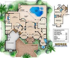 Luxury Mediterranean House Plans Mediterranean House Plans 150 Mediterranean Style Floor Plans