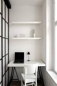 minimalist desk design small office interior design plan decosee com