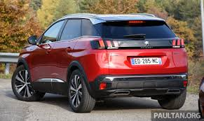 peugeot 3008 2017 peugeot 3008 u2013 2nd gen to debut in malaysia q2 2017 image 582837