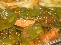 cuisiner des haricots plats poulet au lait de coco curry et haricots coco plats la cuisine