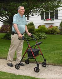 senior walkers with wheels 5 benefits of a walker that converts to a wheelchair 4 wheel