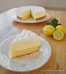 la cuisine 4 mains gâteau nuage au citron meringué cuisinea4mains de cuisine