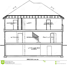 blue print for a house 6356