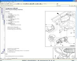 mercedes air compressor ride manual wiring diagram portable kit