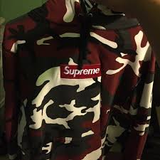 supreme supreme urban camo box logo hoodie from jose u0027s closet on