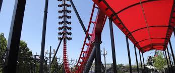 Six Flags Summer Thrill Pass Six Flags Great America X Flight Bleck U0026 Bleck Architects
