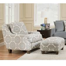 Matching Chair And Ottoman Slipcovers 2170 Milan Accent Chair 2175 Matching Ottoman Franklin