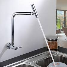wall mount faucets kitchen prev fair wall mount kitchen faucet home design ideas